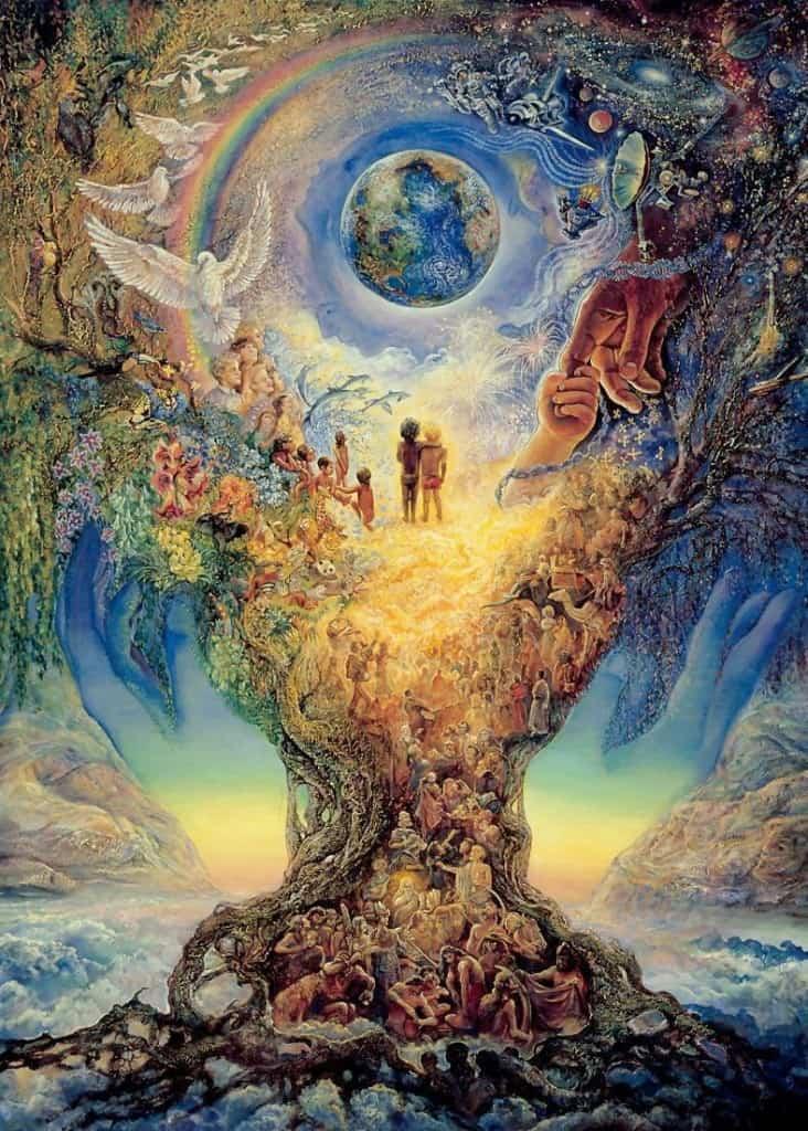 Drvo života - simbol života
