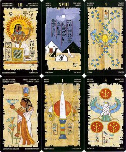 egipatski tarot