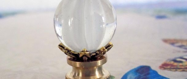 Kristalomantija