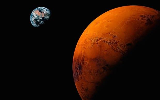 Retrogradni Mars u Strelcu