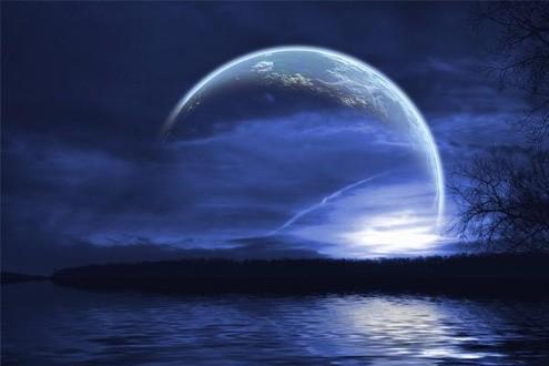 Tranzit Meseca u zodijaku