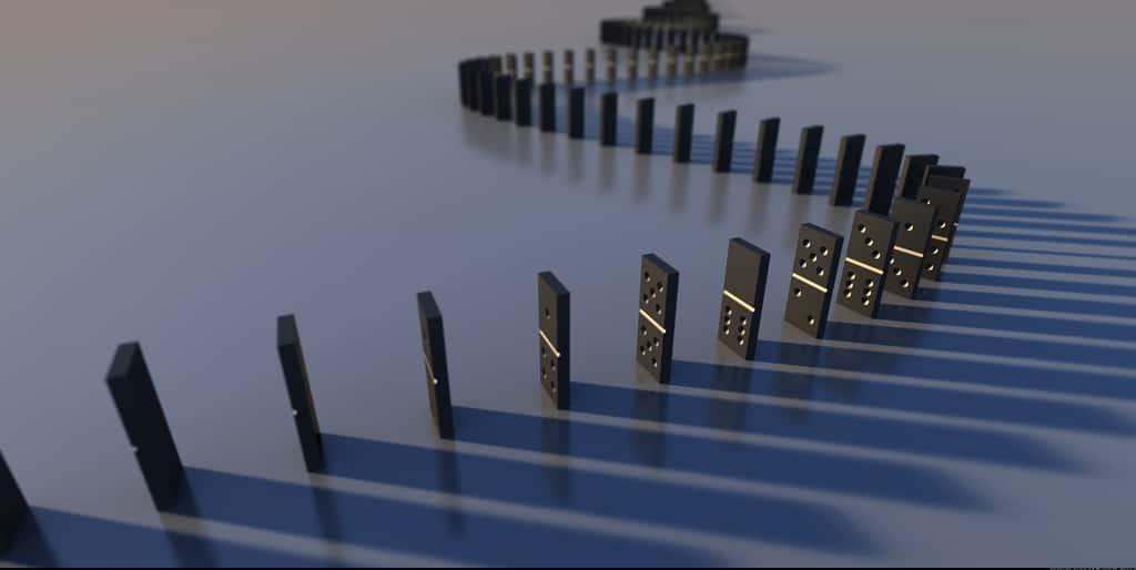 Domino otvaranje: Ljubavni krst