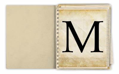 Sanovnik: Značenje na slovo M