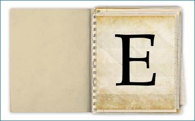 Sanovnik: Značenje simbola na slovo E