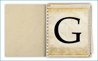 Sanovnik: Značenje simbola na slovo G