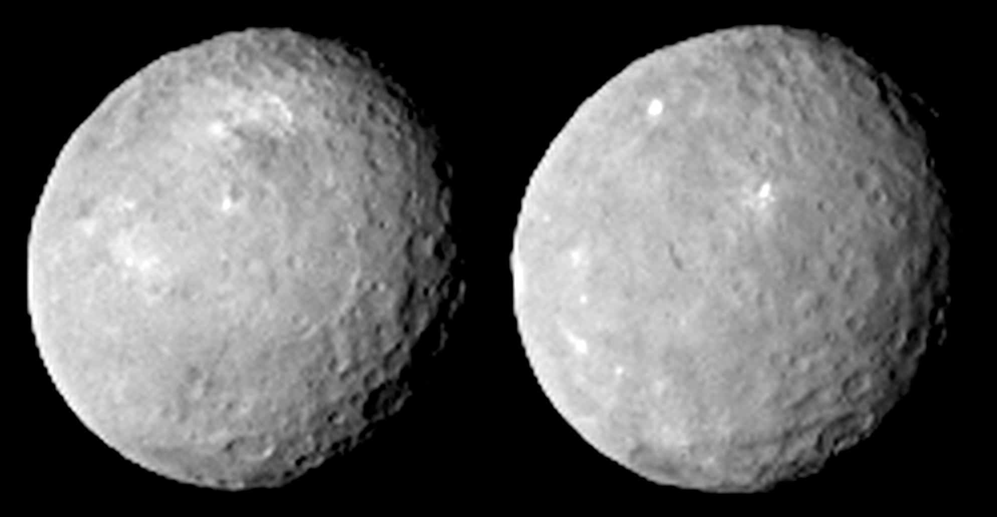 Asteroid Ceres