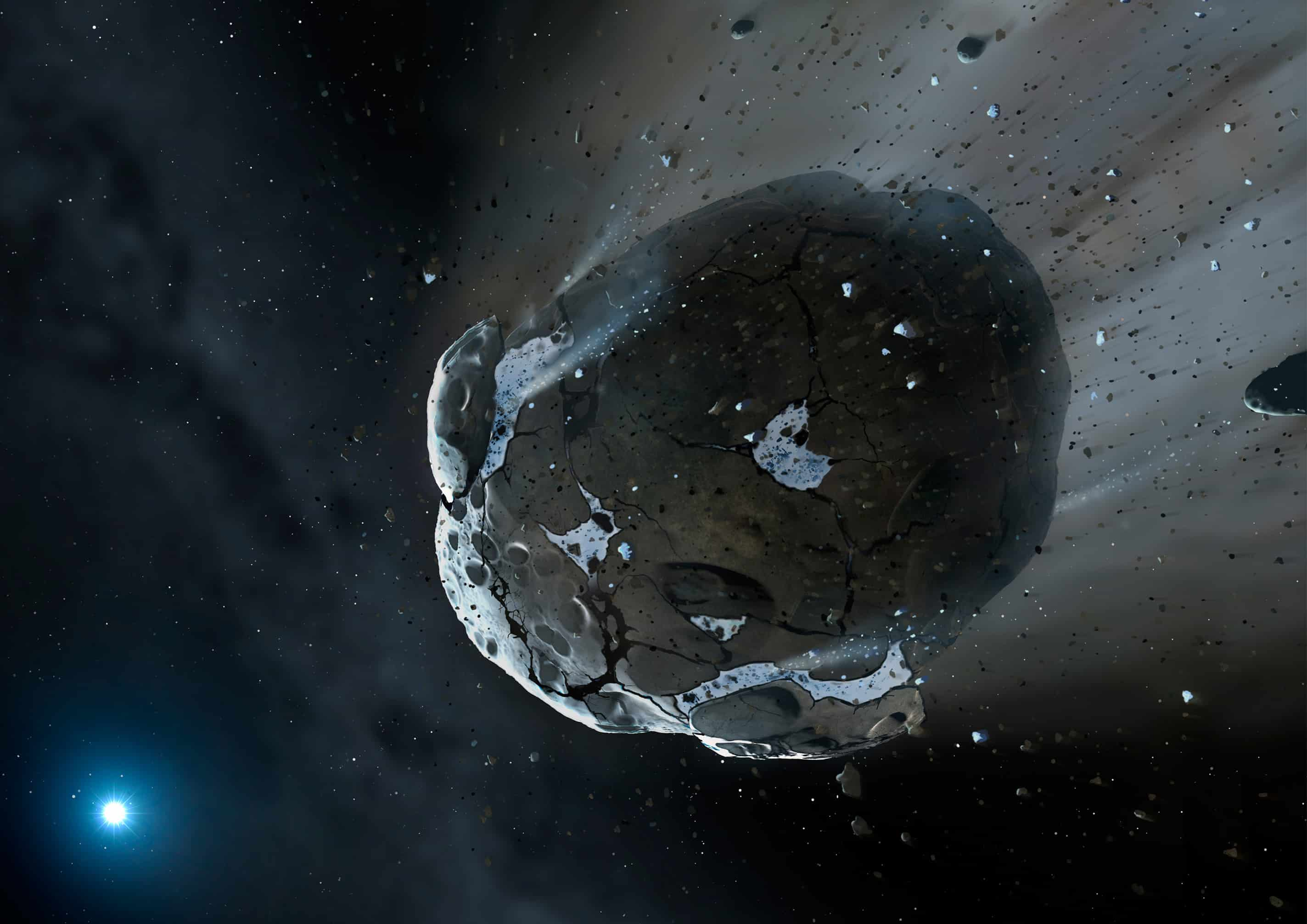 Asteroid Juno