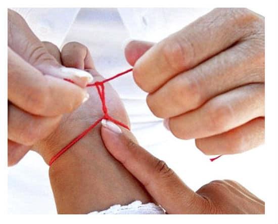 Crveni konac (zaštita od negativne energije)