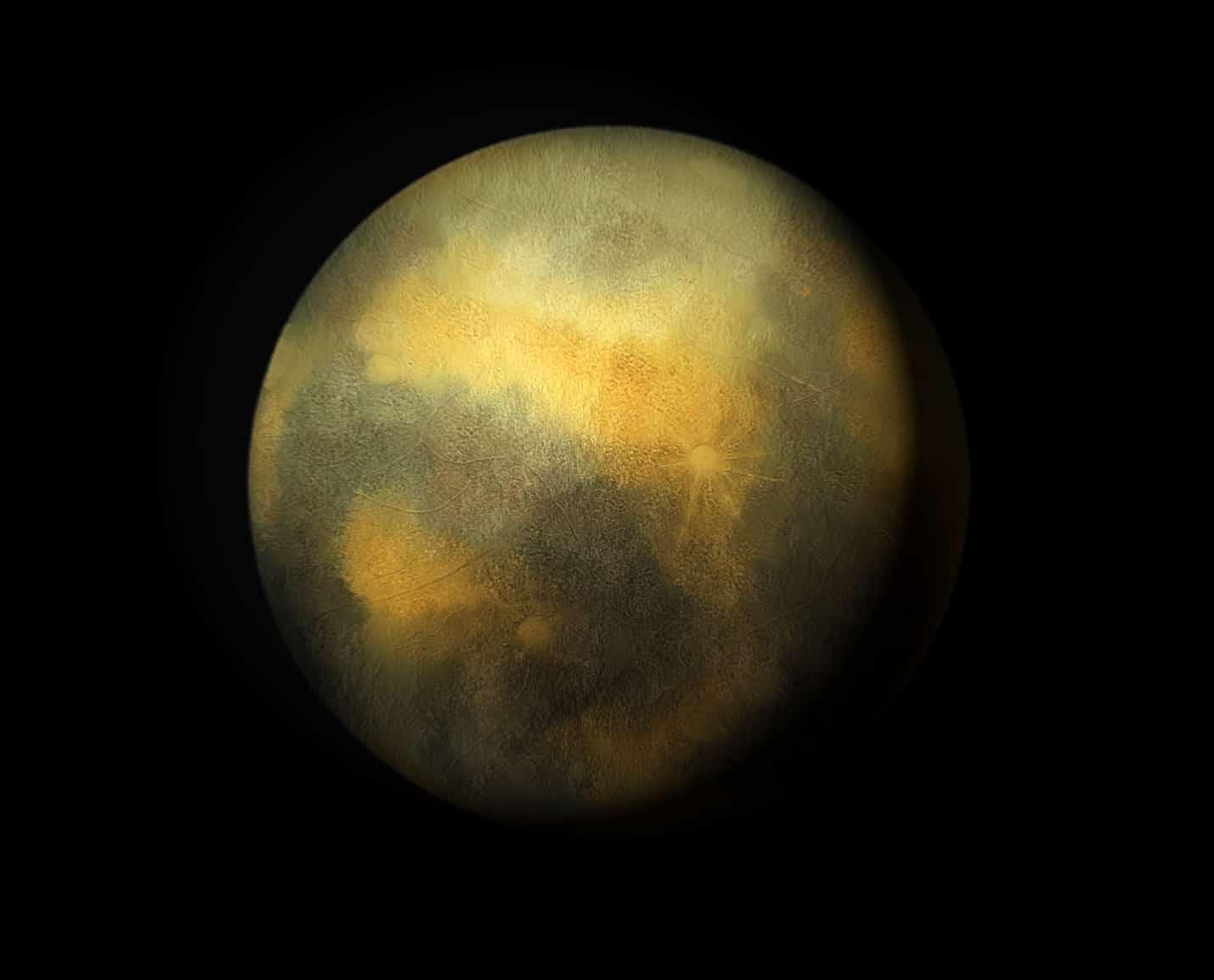 Retrogradan Pluton u natalnoj karti