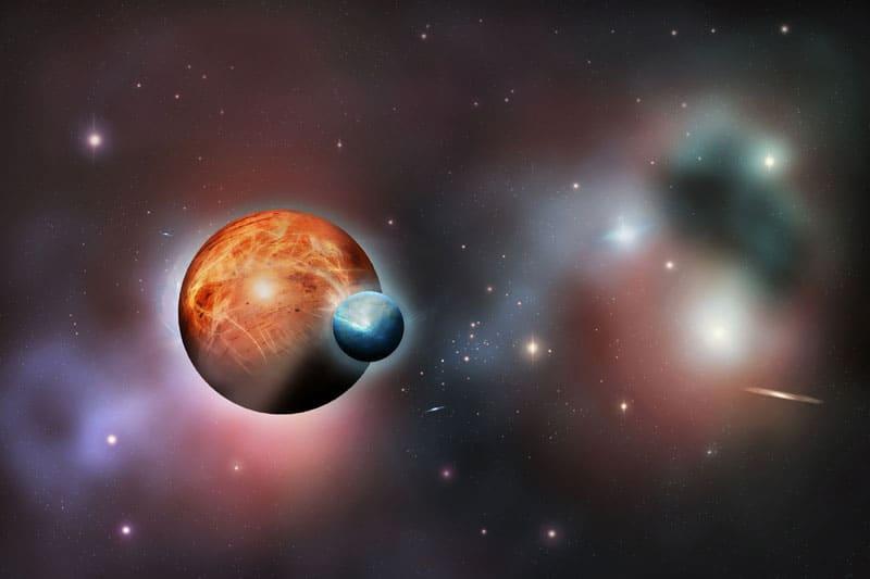 Planetarni aspekti – drugi deo