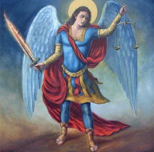 Anđeoske karte (Arhangel Mihail)