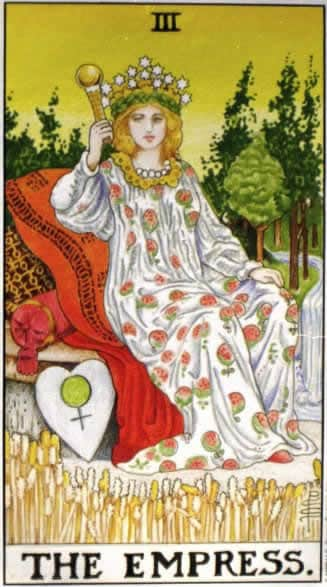 Psihološka simbolika tarot karti (Treći deo)