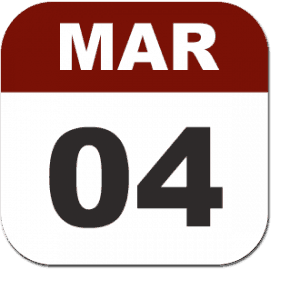4-March