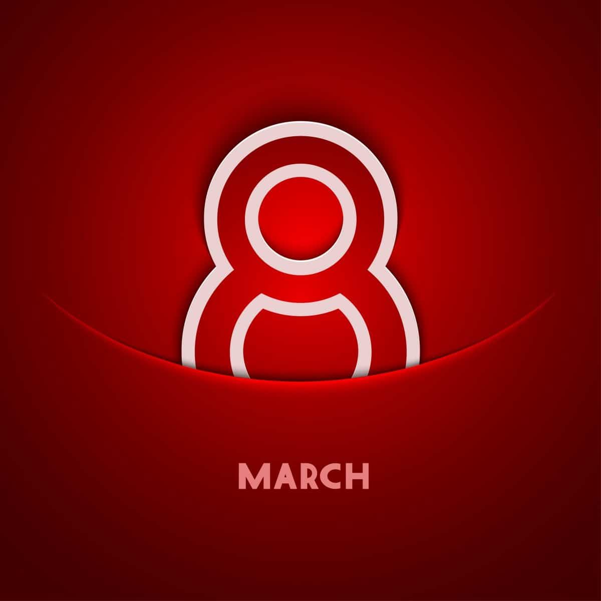 (Značenje dana rođenja) Osmi mart