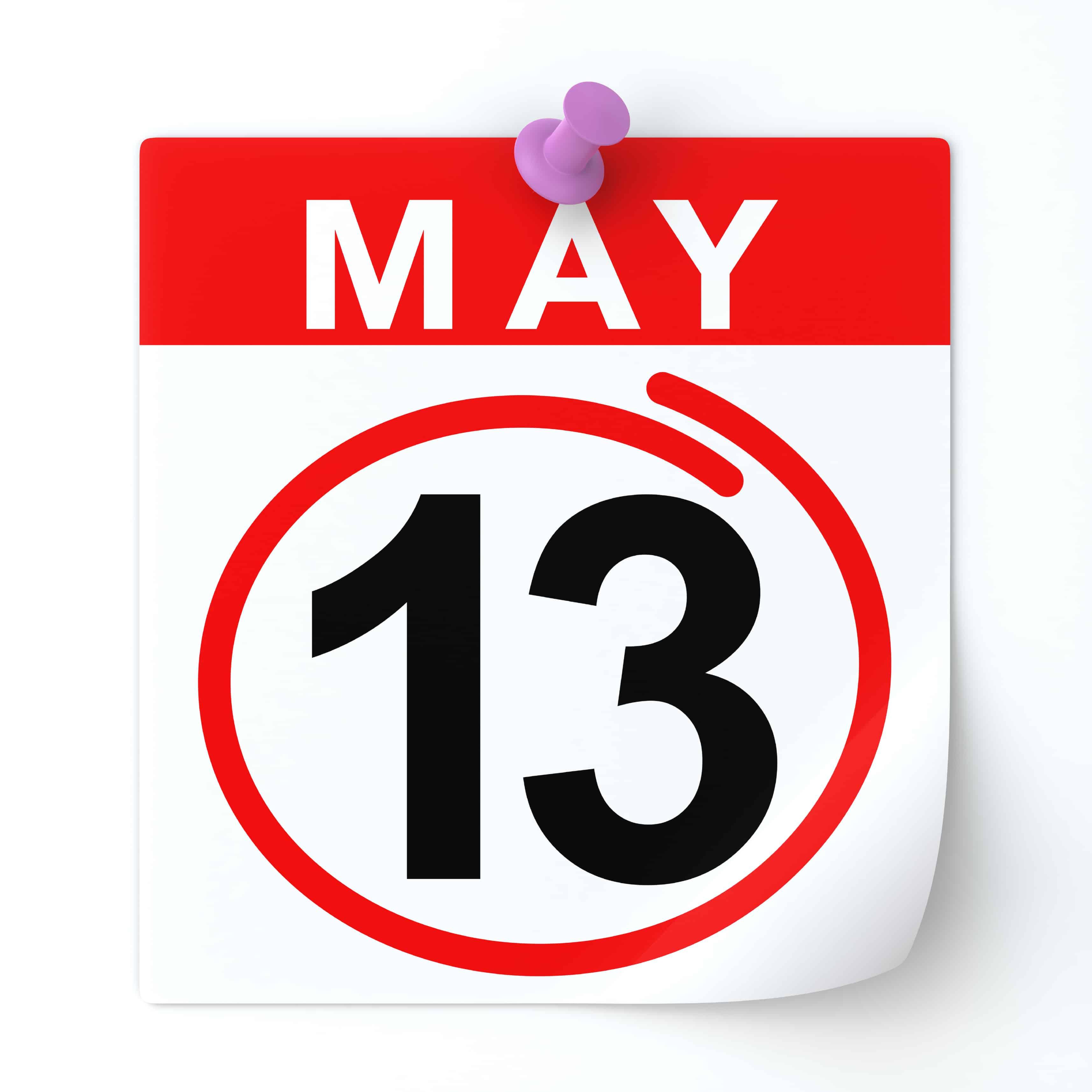 (Značenje dana rođenja) Trinaesti maj