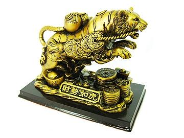 Simbol tigra u Feng shuiu