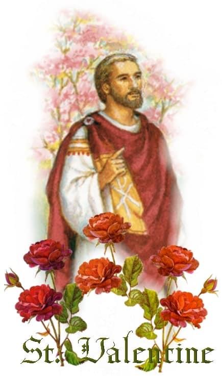 Sveti Valentin (14.februar: verovanja,rituali i gatanja)
