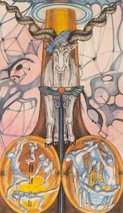 Anđeoske karte (karta lucifer)