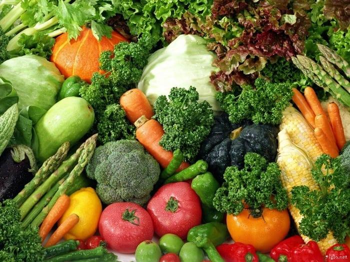 Simbolika povrća u magiji