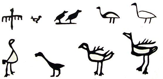 Verovanja za  ptice