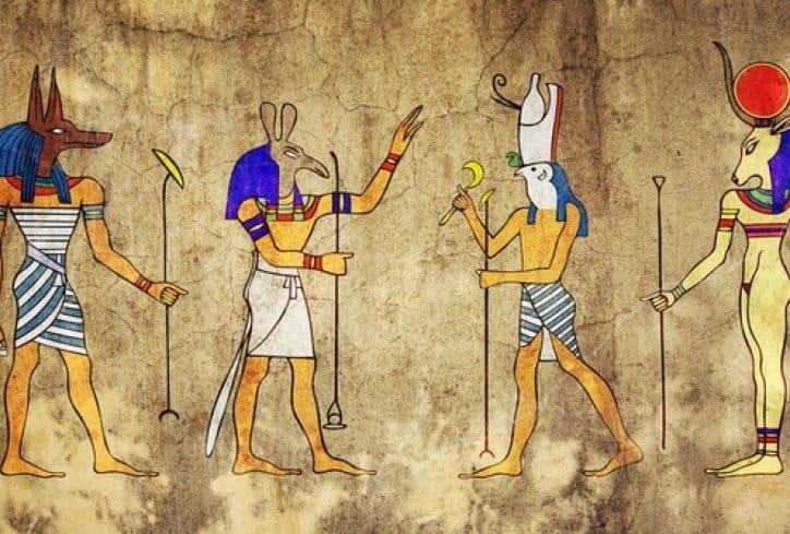 Egipatski horoskop – treći deo