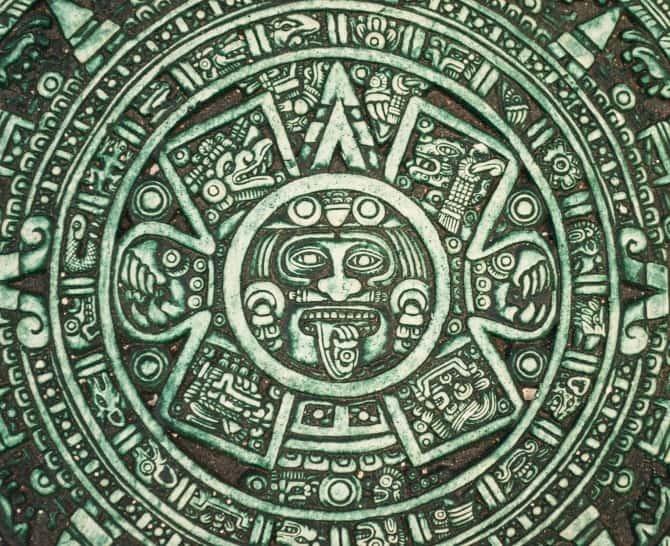 Majanski lunarni horoskop ( Horoskop Maya ) – prvi deo