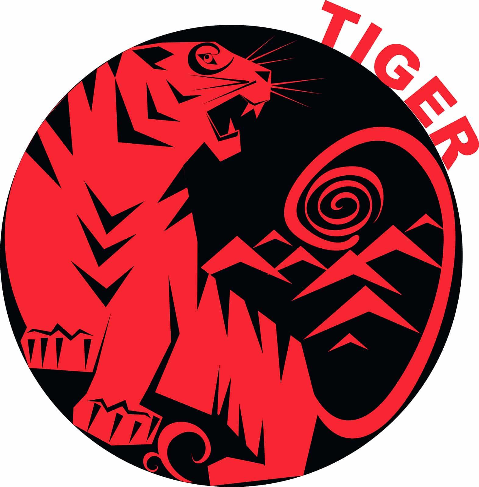 Pet elemenata kineskog horoskopa – znak Tigar