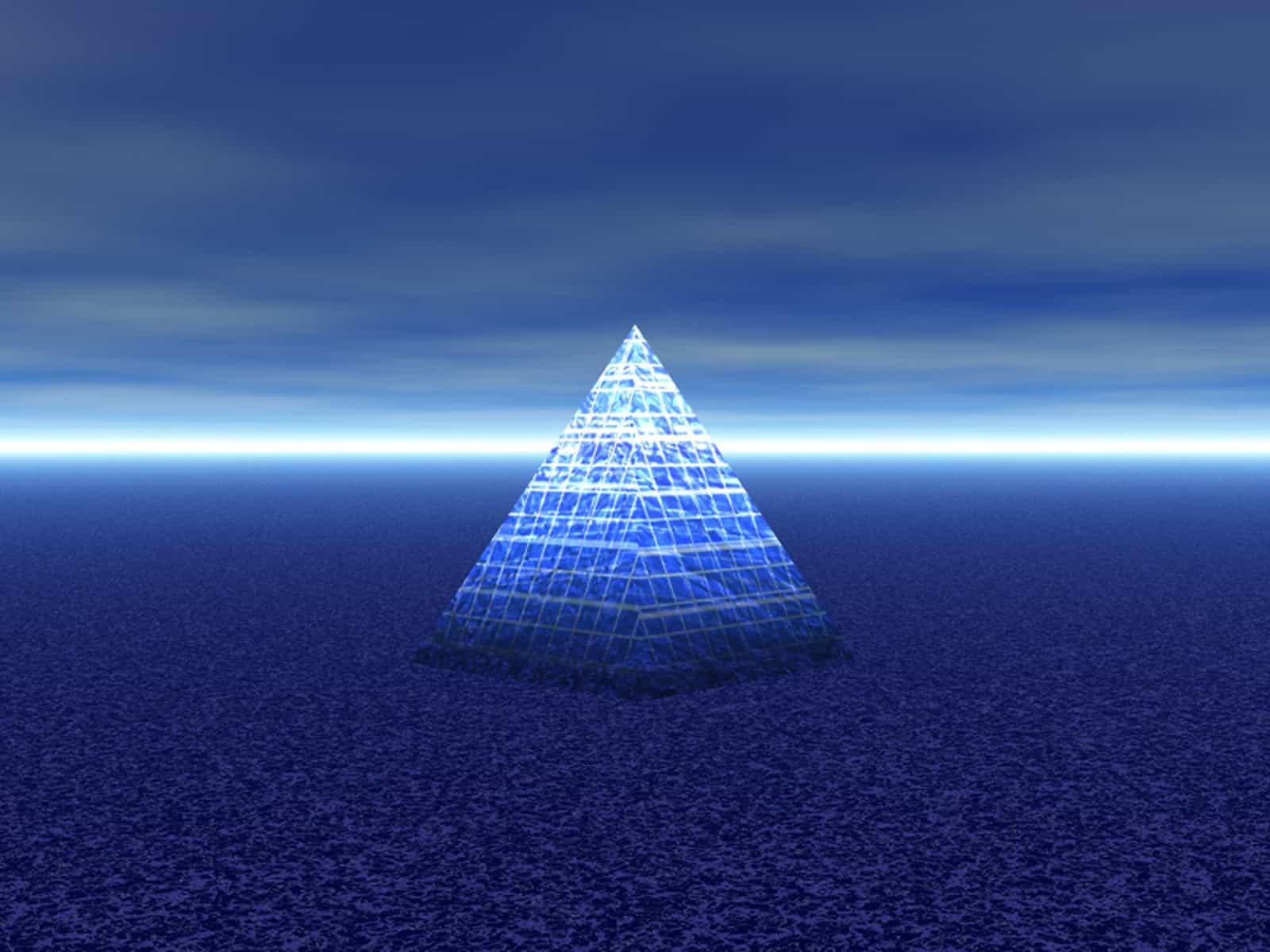 Magija kristalne piramide