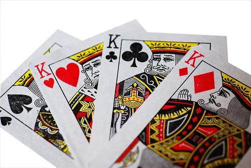 Tarot: Četiri kralja – treći deo
