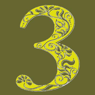 Numerologija:  Kompatibilnost između brojeva  (Broj 3)