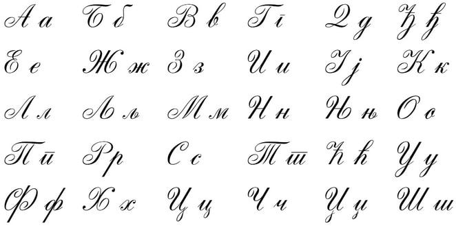 Numerologija: Prvo slovo imena – četvrti deo