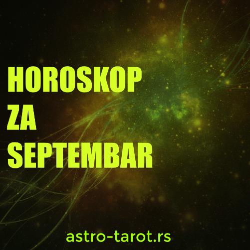 Horoskop za septembar 2018