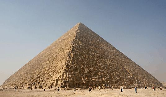 Piramida u snovima – značenje