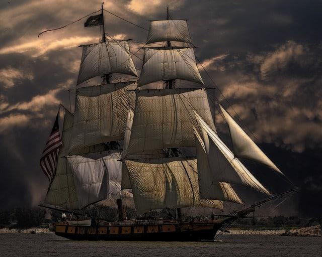 Gatanje iz taloga kafe – simbol broda