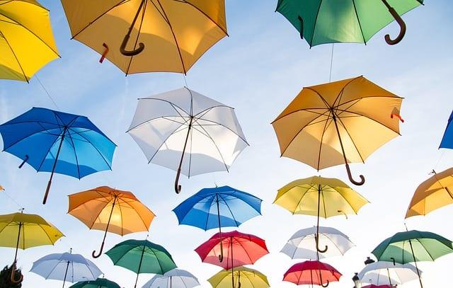 Kišobran – značenje u snovima
