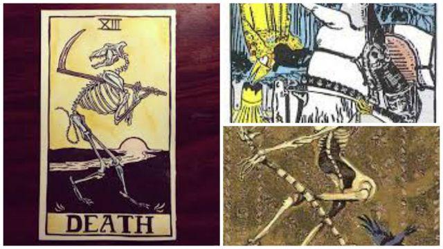 Tarot karta Smrt – Najava radikalnih promena i transformacije