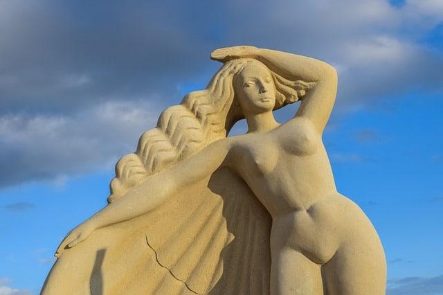 Ljubavno gatanje boginje Afrodite