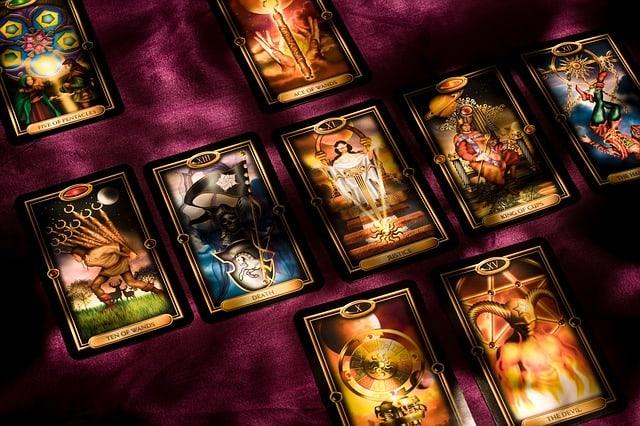 Tarot – As Kupova karta blagoslova i izobilja