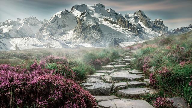 Gatanje iz taloga kafe – simbol planina