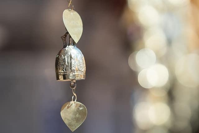 Zvono – Feng shui zaštitni simbol