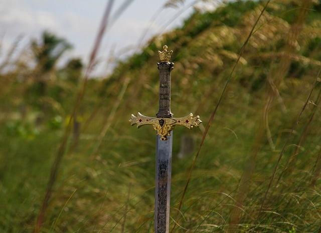 Feng shui simboli – novčani mač