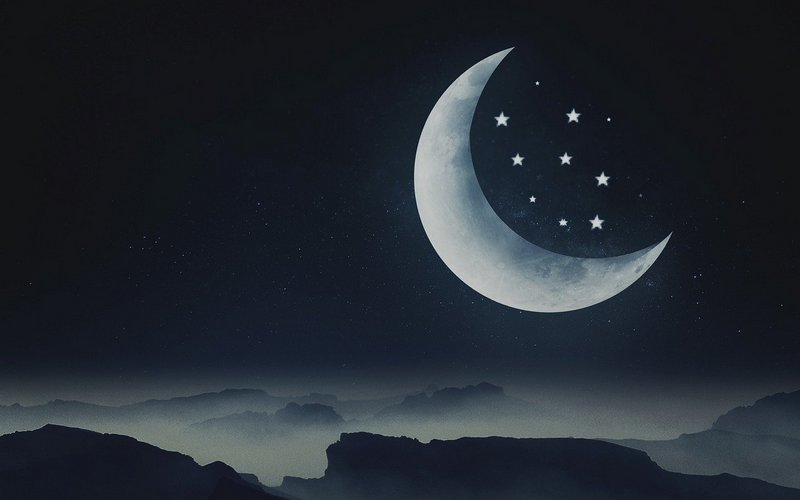 Mesec u natalnoj karti i osnovne potrebe