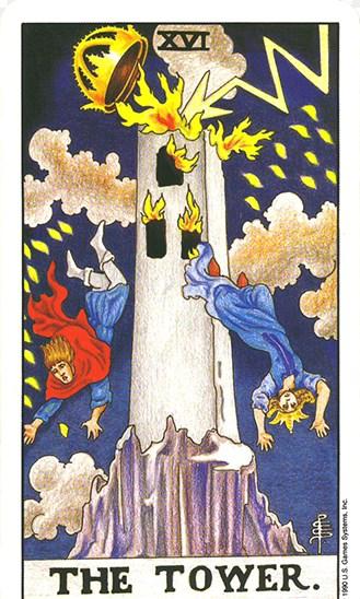 Tarot: Karta Kula – Najava teškog životnog razdoblja