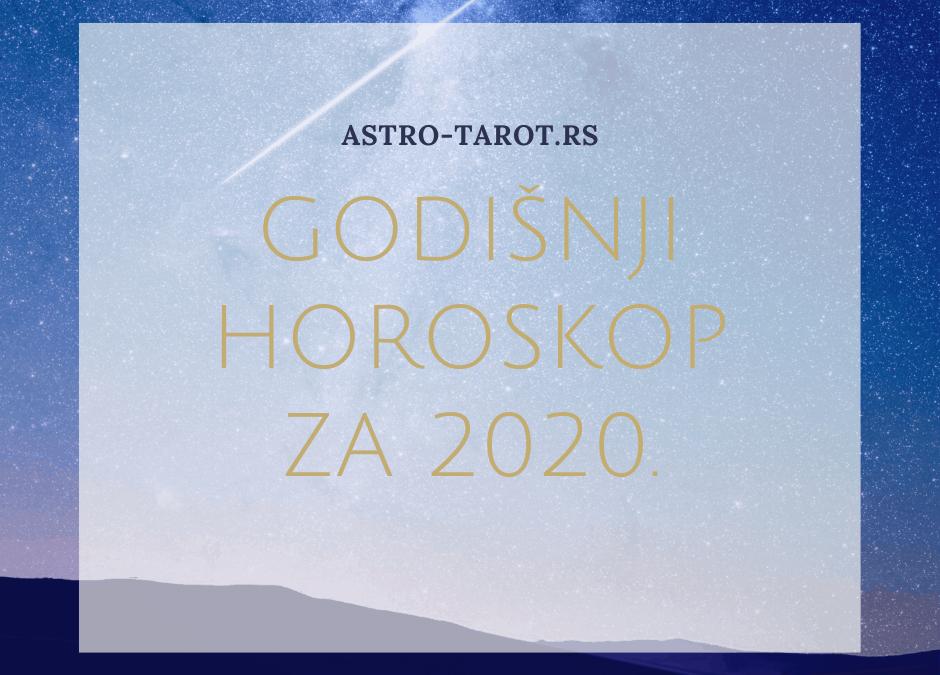 Godišnji horoskop za 2020.