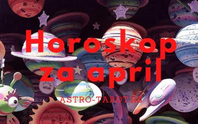Horoskop za april 2020.
