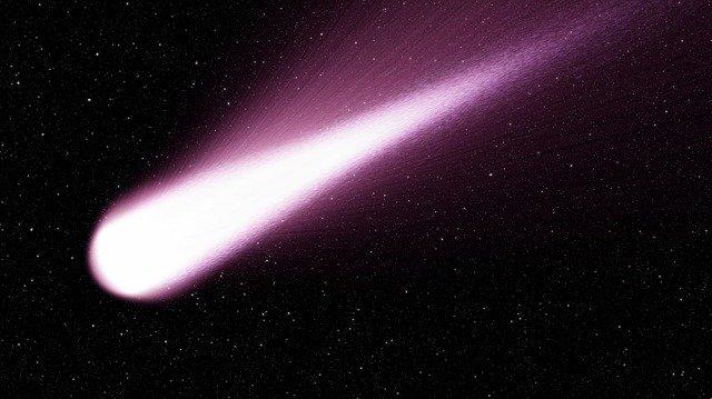 Gatanje iz taloga kafe – simbol kometa
