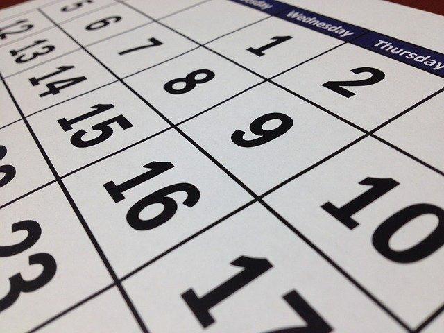 Uticaj brojeva prema danima u nedelji