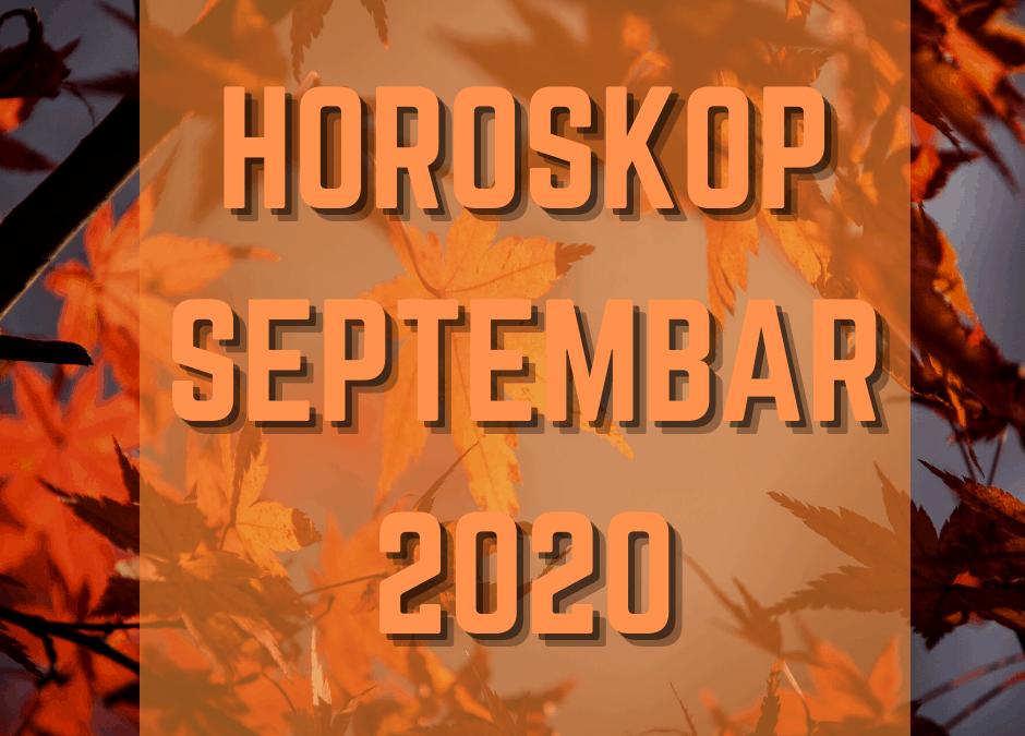 Horoskop za septembar 2020.