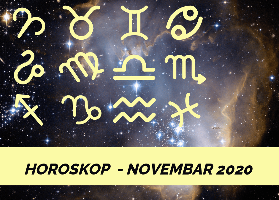 Horoskop za novembar 2020.