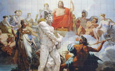 Grčka božanstva i njihov uticaj na dan rođenja
